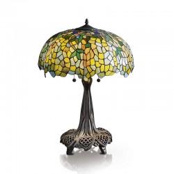 Namizna svetilka Tiffany T548 - Namizna svetila Alpcom