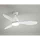 Stropni ventilator s svetilko 7154 B  - Ventilatorji Alpcom