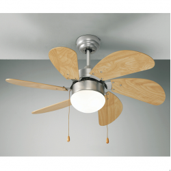 Stropni ventilator s svetilko 7085 CR - Ventilatorji Alpcom