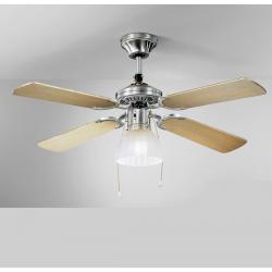Stropni ventilator s svetilko 7064 OB - Ventilatorji Alpcom
