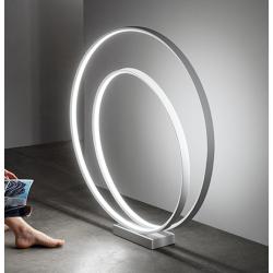 LED stoječa svetilka RITMO 6648 LC B - Stoječa svetila Alpcom