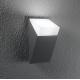 Zunanja zidna svetilka 6728 N - Zidna svetila Alpcom