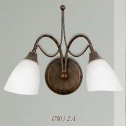 Rustikalna zidna svetilka 1780 / 2A - Rustikalna svetila Alpcom
