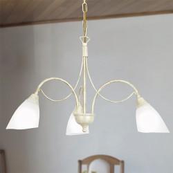 Rustikalna viseča svetilka 1780 / 3 - Alpcom svetila
