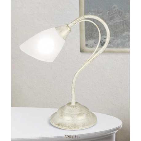 Rustikalna namizna svetilka 1780 / 1L - Rustikalna svetila Alpcom