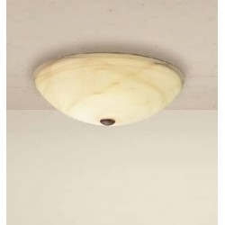 Rustikalna plafonjera 1920 / 4PL - Alpcom svetila