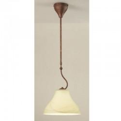 Rustikalna viseča svetilka 1920 / 1S - Alpcom svetila