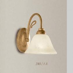 Rustikalna zidna svetilka 2383 / 1A - Alpcom svetila