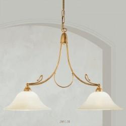 Rustikalna viseča svetilka 2383 / 2B - Alpcom svetila