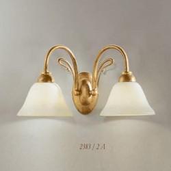 Rustikalna zidna svetilka 2383 / 2A - Alpcom svetila