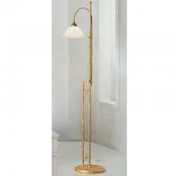 Rustikalna stoječa svetilka 2383 / 1P - Alpcom svetila