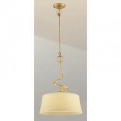 Rustikalna viseča svetilka 3726 / 1SG - Alpcom svetila