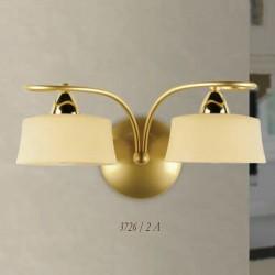 Rustikalna zidna svetilka 3726 / 2A - Alpcom svetila