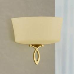 Rustikalna zidna svetilka 3726 / 1AG - Alpcom svetila