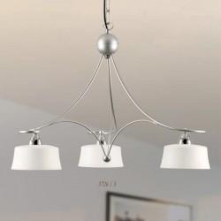 Rustikalna viseča svetilka 3726 / 3 - Alpcom svetila