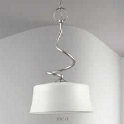 Rustikalna viseča svetilka 3726 / 1S - Alpcom svetila