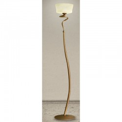 Rustikalna stoječa svetilka 4220 / 1P - Alpcom svetila