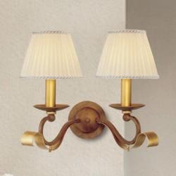 Rustikalna zidna svetilka 4990 / 2A - Alpcom svetila