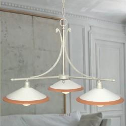 Rustikalna viseča svetilka 4560 / 3B - Alpcom svetila