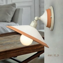 Rustikalna zidna svetilka 4560 / PL29 - Alpcom svetila