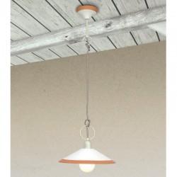 Rustikalna viseča svetilka 4560 / S29 - Alpcom svetila