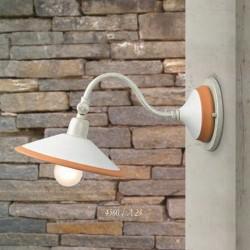 Rustikalna zidna svetilka 4560 / A23 - Alpcom svetila