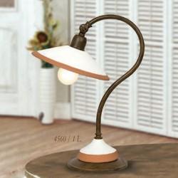 Rustikalna namizna svetilka 4560 / 1L - Alpcom svetila