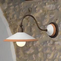 Rustikalna zidna svetilka 4560 / A29 - Alpcom svetila