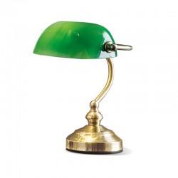Rustikalna namizna svetilka 4806 V - Alpcom svetila