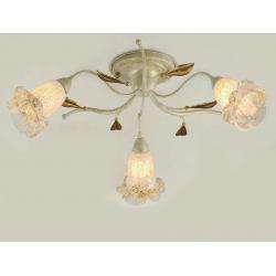 Rustikalna stropna svetilka 1700 / 3PL - Alpcom svetila