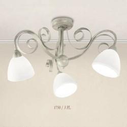 Rustikalna stropna svetilka 1750 / 3PL - Alpcom svetila