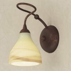 Rustikalna zidna svetilka 1920 / 1A - Alpcom svetila