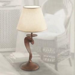 Rustikalna namizna svetilka 1890 / 1L - Alpcom svetila