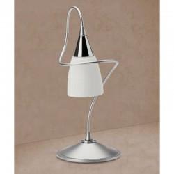 Rustikalna namizna svetilka 3732 / 1L - Alpcom svetila