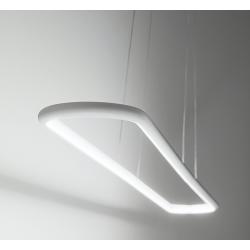 LED viseča svetilka 6622 LC - Viseča svetila Alpcom