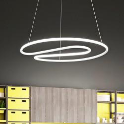LED viseča svetilka 6625 LC - Alpcom svetila