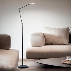 LED stoječa svetilka 6824 LC N - Namizna svetila Alpcom