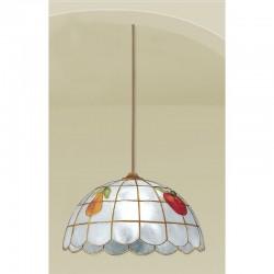 Viseča svetilka H5201 - Filipinske školjke Alpcom