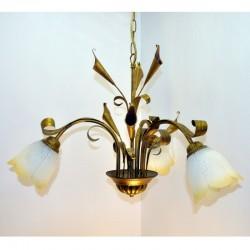 Rustikalna viseča svetilka Serena / 3 - Viseča svetila Alpcom