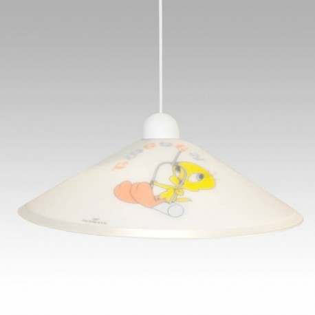 Otroška viseča svetilka 5/1 504 Tweety - Otroška svetila Alpcom