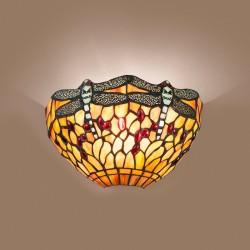 Zidna svetilka Tiffany T665 / A - Zidna svetila Alpcom