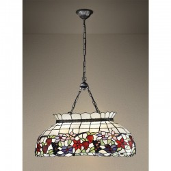 Viseča svetilka Tiffany T994 S - Viseča svetila Alpcom