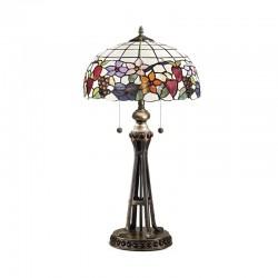 Namizna svetilka Tiffany T990 + B602 - Namizna svetila Alpcom