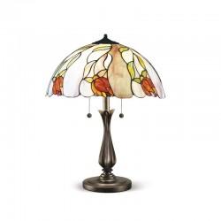 Namizna svetilka Tiffany T937 + B496 - Namizna svetila Alpcom