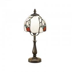 Namizna svetilka Tiffany T945 UZ + B497 - Namizna svetila Alpcom