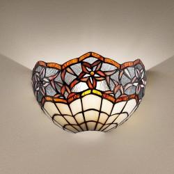 Zidna svetilka Tiffany T966 A - Zidna svetila Alpcom