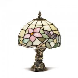 Namizna svetilka Tiffany T618 U + B618 - Namizna svetila Alpcom