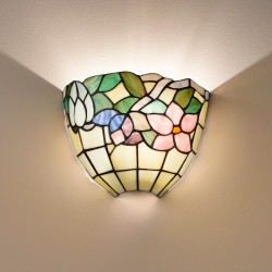Zidna svetilka Tiffany T618 A - Zidna svetila Alpcom