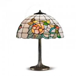 Namizna svetilka Tiffany T727 + B321 -  Namizna svetila Alpcom