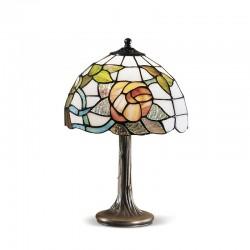 Namizna svetilka Tiffany T727 U + B302 - Namizna svetila Alpcom
